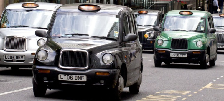 GasCab announces launch of re-powered LPG Black cabs in London
